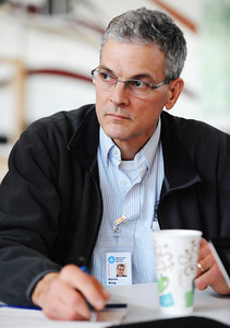 Globe/T. Rob Brown Faces of Recovery: Kevin King, Mennonite Disaster Service executive director.